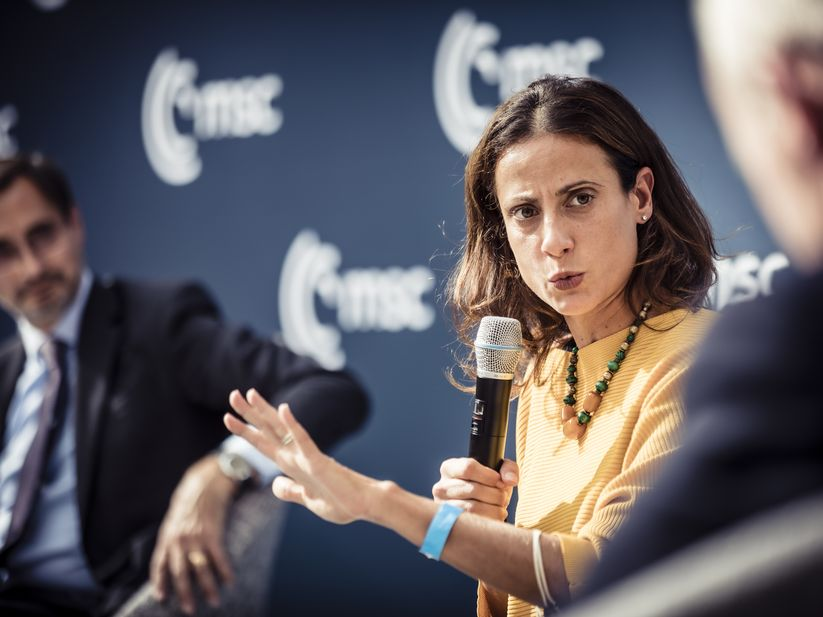 Nathalie Tocci - Munich Security Conference